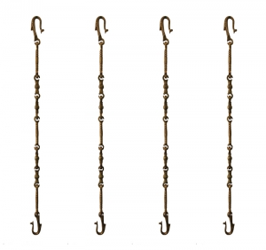 Jhula hook swing chain set accesssories