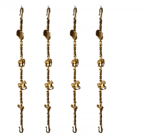 Swing chain for your unjal brass handmade handicrafts