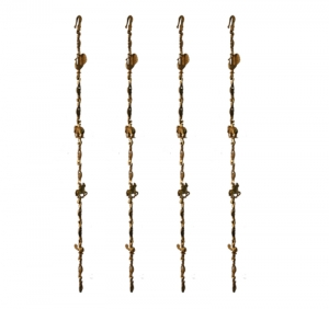 Brass swing chain set for your home unjal - Zula chain
