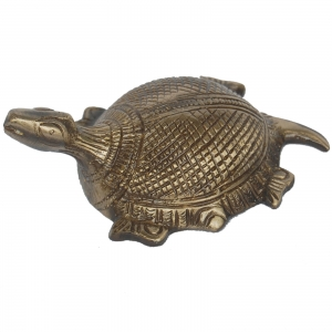 Aakrati Brass Tortoise Statue beautiful decorative Gift