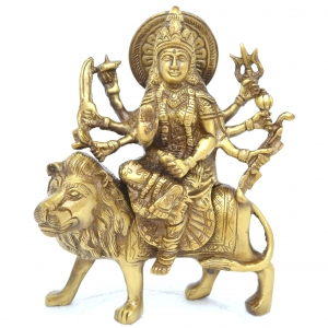 Goddess Durga Statue for Home Temple