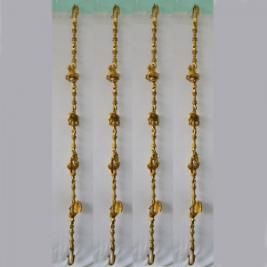 Metal Brass Swing chain Set 7.5 feet long chain