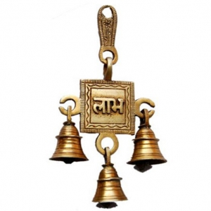 Labh religious wall hanging door bells