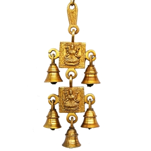 Decorative & religious hanging door bells of Goddess lakshmi