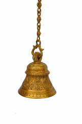 Religious Hanging temple bell