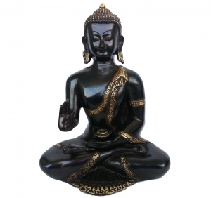 Lord Buddha statue- founder of great religious philosophy of buddhism